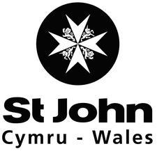 St John Cymru-Wales - Cardiff and the Vale County - Training  logo