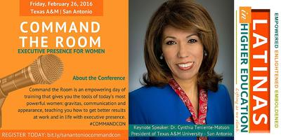 Command the Room: Executive Presence for Women