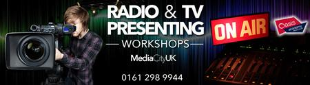 Full Day Radio & TV Presenting Workshop