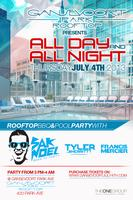 July 4th BBQ & Pool Party Feat. Sak Noel