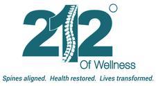 212 Degrees of Wellness logo