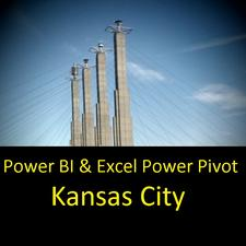 Power BI & Excel Power Pivot - Kansas City logo