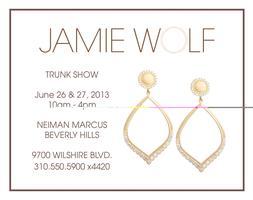 Jamie Wolf Trunk Show