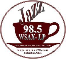 SEMM Foundation & Jazz 98.5 FM, WSAX logo