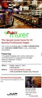 Just Minxy Productions: Social Mixer for Professionals...