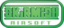 Skirmish Airsoft Nottingham logo