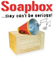 Soapbox...they can't be serious at The Astor!
