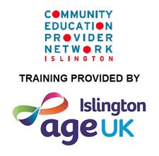 CEPN and Age UK Islington logo