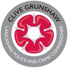 Police and Crime Commissioner for Lancashire logo