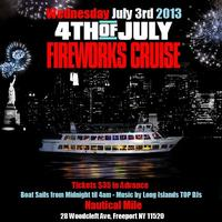 Pre 4th of July Party Cruise sailing from the Nautical...