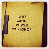 Golf MindPower Workshop (Jul)
