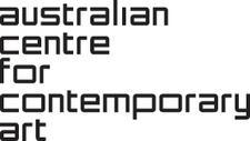 Australian Centre for Contemporary Art logo
