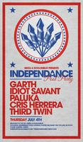 SIESTA & SOULONBEAT present INDEPENDANCE POOL PARTY