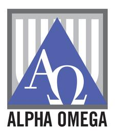 Alpha Omega Dental Fraternity logo