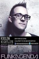 "Funkagenda @ Sound-Bar [Use PASSWORD ""NIKOLINA MAVERICK"" for..."