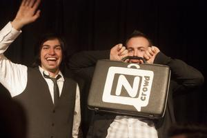 Improv Comedy:  The N Crowd @ Roosevelt's Pub