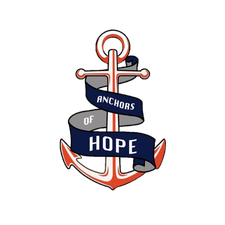 Anchors of Hope (Young Adult Ministry) logo
