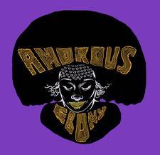 Amorous Ebony logo