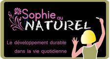 Sophieaunaturel logo