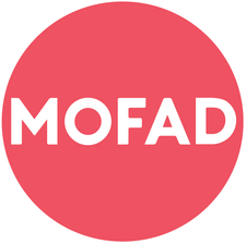 Museum of Food and Drink (MOFAD) logo