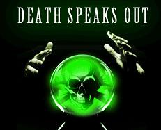 DEATH SPEAKS OUT - Murder Mystery Dinner