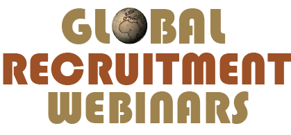Global Recruitment Webinars