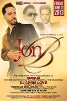 After Work Friday's at Stage 48 with JON B in Concert on June...