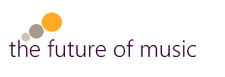 The Future of Music logo
