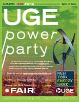 UGE Power Party - New York Energy Week's featured After Party by...