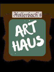 Hollerbach's Art Haus logo