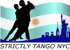 Strictly Tango NYC by Sergio Segura logo