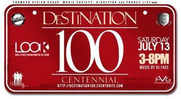 DeSTination...100 :: DAY Party @ LooK Lounge [DC]