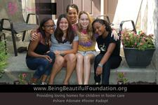 BEING BEAUTIFUL FOUNDATION FOR KIDS logo
