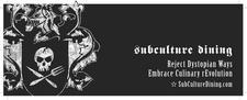 """SubCulture Dining """"Eastern Style BBQ"""" July 26th &..."""