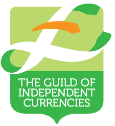 Guild of Independent Currencies logo