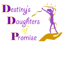 Destiny's Daughters of Promise (DDP) logo