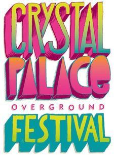 Crystal Palace Overground Festival  logo