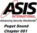 Puget Sound Chapter of ASIS International logo
