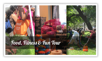 Food, Fitness & Fun Tour