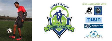 4th Annual James Riley 7-a-Side Youth Soccer Tournament