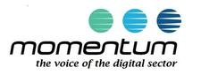 Momentum - The Voice of the Digital Sector logo