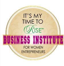 It's My Time to Rise Business Institute  logo