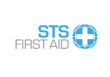 STS First Aid  logo