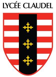 Lycée Claudel Ottawa logo