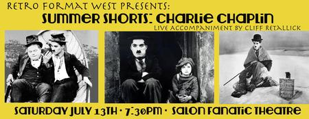 Retro Format Presents -  Summer Shorts:Charlie Chaplin