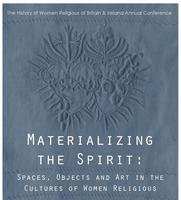 HWRBI 2013 Conference - Materializing the Spirit