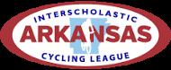 Arkansas High School Cycling League logo