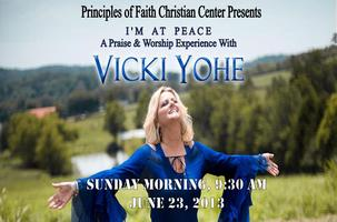A Praise and Worship Experience With Vicki Yohe