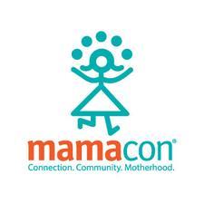 MamaCon: Connection. Community. Motherhood. logo