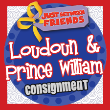 Just Between Friends of Loudoun Consignment Events logo